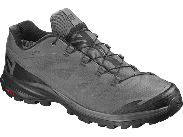 Salomon Outpath GTX Chaussures Homme, magnet/black/black